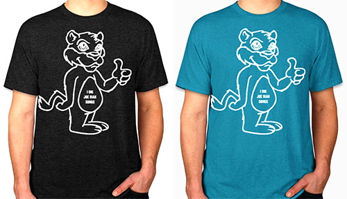 Joe Rian BearCat T-Shirt